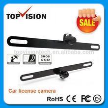 Factory Price Waterproof Car License Plate Camera