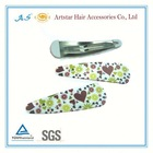 beautiful butterfly hair snap clip