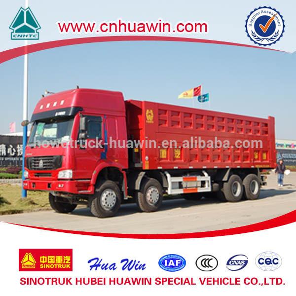2014 Big Truck Dump Truck Howo