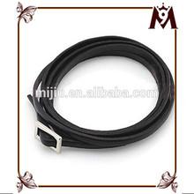 2014 Fancy Black Wrap Marble Bracelet