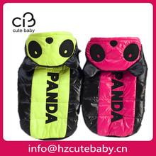 panda design teddy jacket