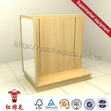 China factory wooden popular supermarket application pop suspension wholesale price best