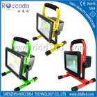 New Products 2014 IP65 Portable Rechargeable LED Flood light SAA CE ROHS