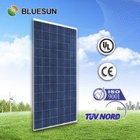 ISO cheaper cheap price Bluesun ultraviolet solar panels