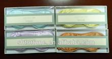 multiduty silk fabric sleeping mask eye patch