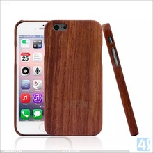 wholesale cell phone wooden case for iPhone 6, for iphone 6 wood case