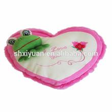 Cute frog bed throw pillows/throw pillow designs/throw pillows sale