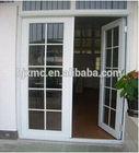 Classic UPVC/PVC Balcony French Doors/Casement Door