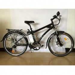 2014 new design central motor for electric bike