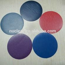 Flame retardant UV-protection18 oz vinyl coated tarp