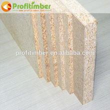Best price Glue e1/e2, Standard Size 9-25mm Particle Board
