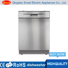 China Midea Automatic Fully-integrated Stainless Steel Dishwasher Price