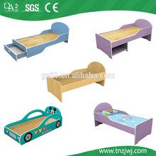 modern children beds baby crib with storage
