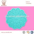 flor projeto fda e padrão lfgb fondant bolo de cozimento do silicone esteira do laço para a decoração do bolo