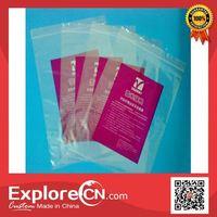 High quality decorative plastic bag