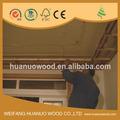 Compensato lvl trave di legno di dimensioni standard/di serie h dimensioni del fascio