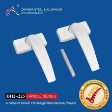 aluminum door handle u, hand shaped door knob