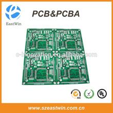 Electronic gps tracker circuit board