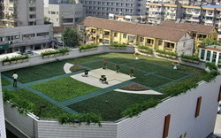China manufacture no pest and reusable kaolin nutrient soil for roof garden landscaping