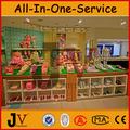 vêtements kiosque de conception pour les magasins de vêtements enfants