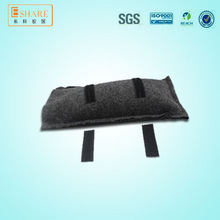 Natural activated carbon dry air car odorizer