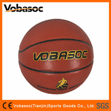 Size 7 PU Laminated Basketball Ball/PU Basketball