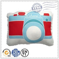 China top 10 high quality and factory price toys promotion plush toy camera