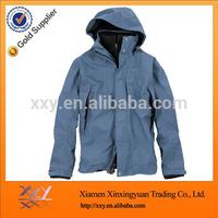 2014 winter mens hooded waterproof jacket for outdoor wear