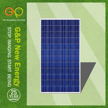 sun energy for 3kw system poly solar panel 295w with CE/CEC/TUV/ISO certificates and high pv conversion rate