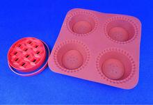 animal shaped silicone cake mold