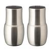 """4"""" New Stainless steel Salt and pepper shaker"""