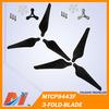 Maytech propeler carbon phantom 2 9443 folding Propeller 3-blade