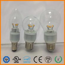 Rayleich soft white light bulb vs daylight