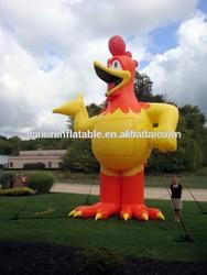 inflatable turkey/ customized inflatable turkey for advertising/ inflatable advertising turkey balloon