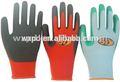 9259 PAD enduit de latex main gant, Trois couleurs gants de italie