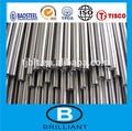 Función de soporte de tubos de ensayo tubos de acero inoxidable soldada de las tuberías de tubos
