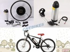 36v 350w hub motor kit wheel ebike motor kit electric bicycle conversion kit with battery