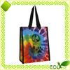 Personalized promotion lamination foldable bags shopping