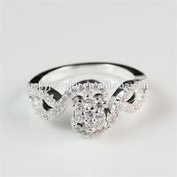 bulk platinum diamond finger rings