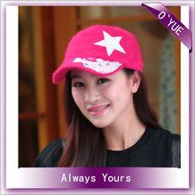 Lady Pearls And Zircon Baseball Cap Fur Hat China