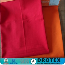 Static anti-fire Fabric Manufacturer fire prevention textile company for industrail worker fr eco friendly fr pyrovatex fabric