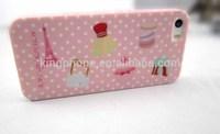 Polka Dot Slim anime series Cases phone case for iphone5