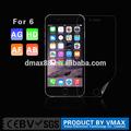 Preço de fábrica! 99% transparente para iphone 6 impermeável anti choque 9h dureza vidro temperado celulares moblie protetor