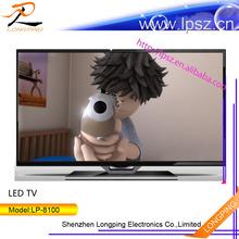 2014 spuer slim Narrow frame 42'' LED TV with wifi, HDMI, usb,AUX ,VGA