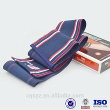 Colorful adjustable elastic neoprene waterproof wrist support
