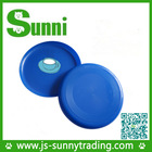 Sample free 9 inch dog toy flying disc pull line frisbee toy for export