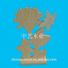 hot sale fashion decorative natural wholesale antique wood ornaments