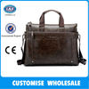2015 brand name men bag leather, polo genuine leather man bags