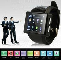 Shock coming AN1 android smart watch Mtk6515 dual core bluetooth wifi GPS watch