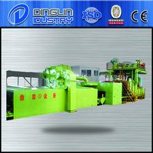 China QXY Series shot blasting cleaner/sheet steel shot blasting machine/sheet shot blaster equipment